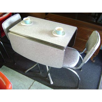 Formica top kitchen table 1