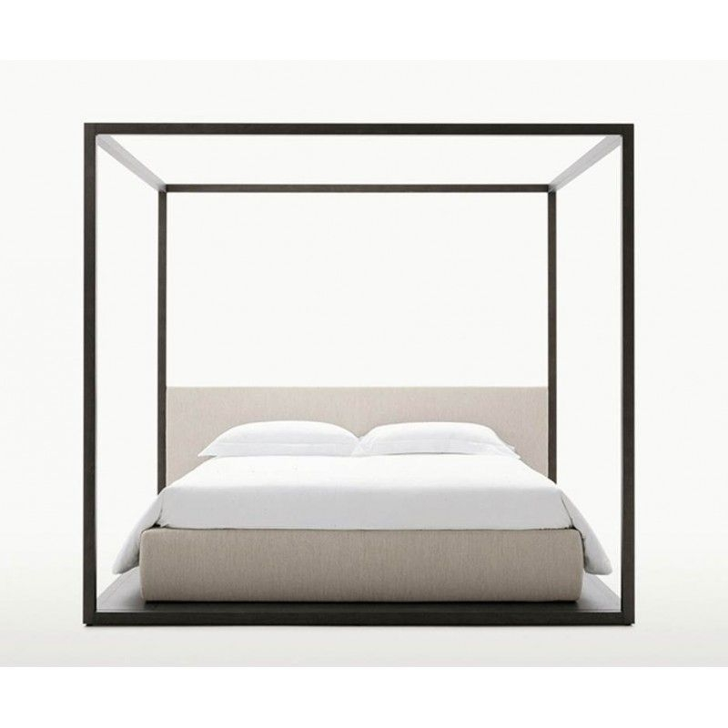 Four post canopy bed frame  sc 1 st  Foter & Four Post Canopy Bed Frame - Foter