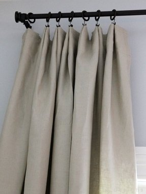 French Linen Curtains Foter