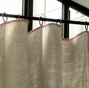 Ikea Ring Curtains