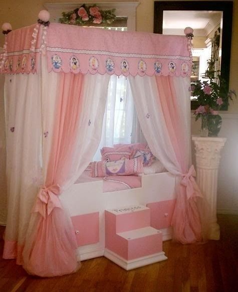 Girl canopy bedroom sets & Girls Canopy Bedroom Set - Foter