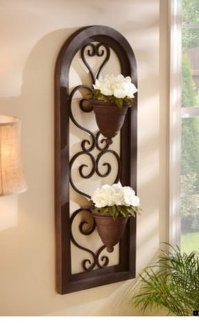 metal scroll wall decor foter
