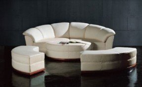 Home theater sectional seating 12