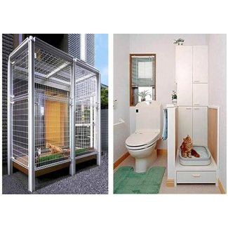 Cat Litter Box Enclosures Ideas On Foter
