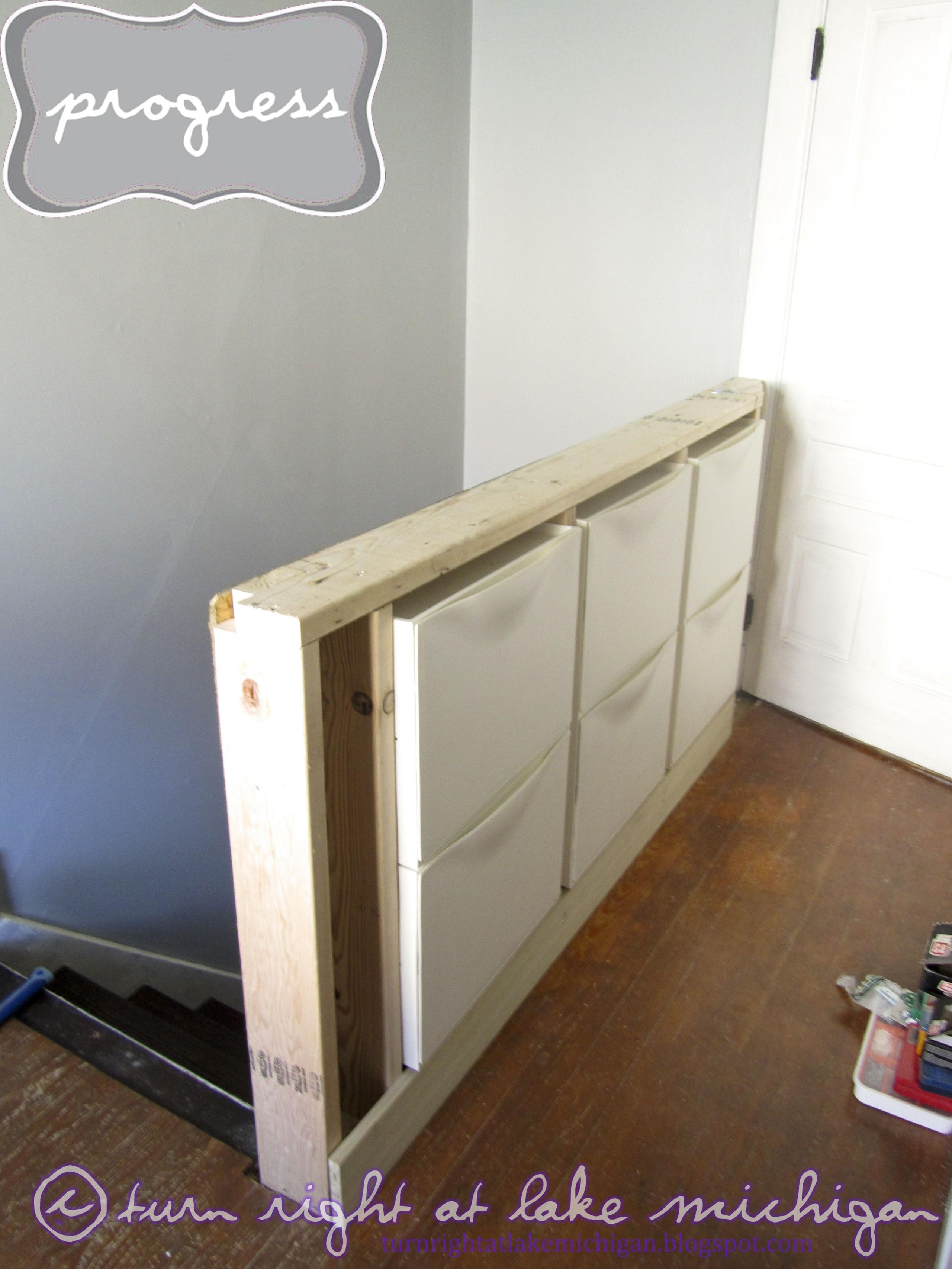 Ikea Shoe Cabinet Stall