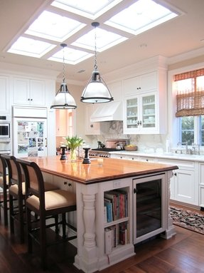 Kitchen Island With Wine Rack - Ideas on Foter