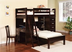 L shape bunk bed 3