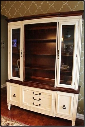 Large China Cabinet Foter