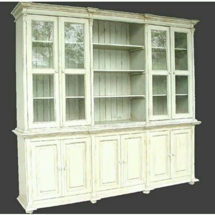Superbe Large China Cabinets