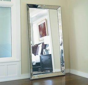 Oversized Leaning Floor Mirror Foter
