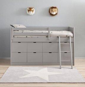 Loft Bed With Dresser Underneath