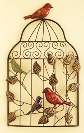 Metal Wall Art Leaves - Foter