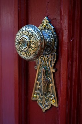 Modern door knocker 21