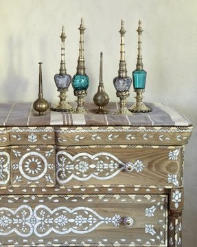 Moroccan inspired furniture 1