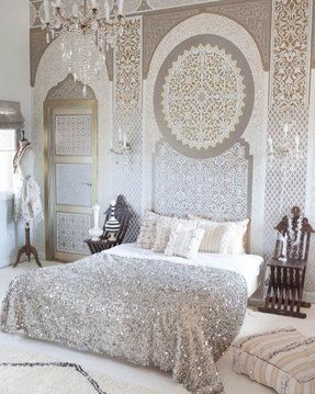 Moroccan inspired furniture 2
