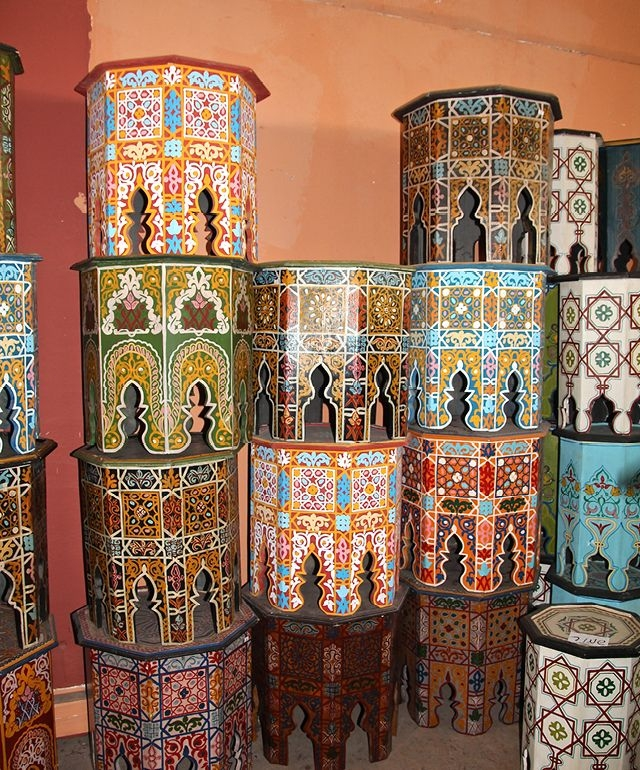 Exceptionnel Moroccan Style Furniture