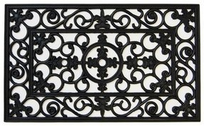 Multy home wrought iron doormat