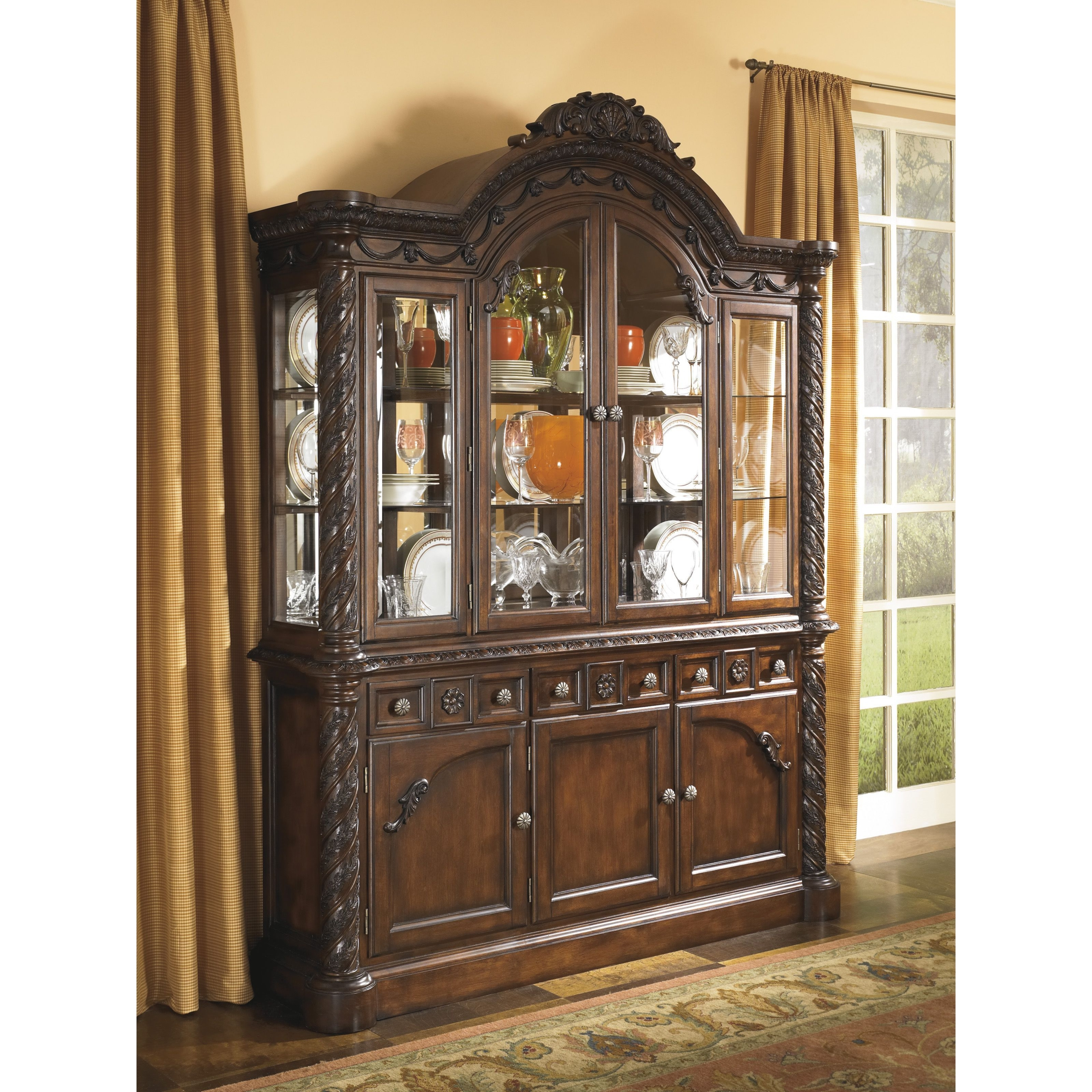 Large China Cabinet   Ideas On Foter