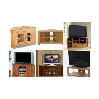 Oak Corner Tv Stands For Flat Screens Ideas On Foter
