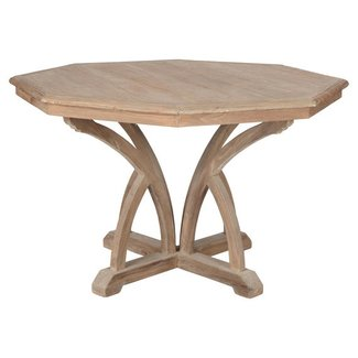 Octagon kitchen table 17