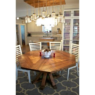 Octagon kitchen table 3