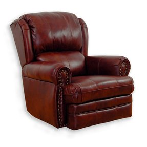 Oversized leather recliners 3