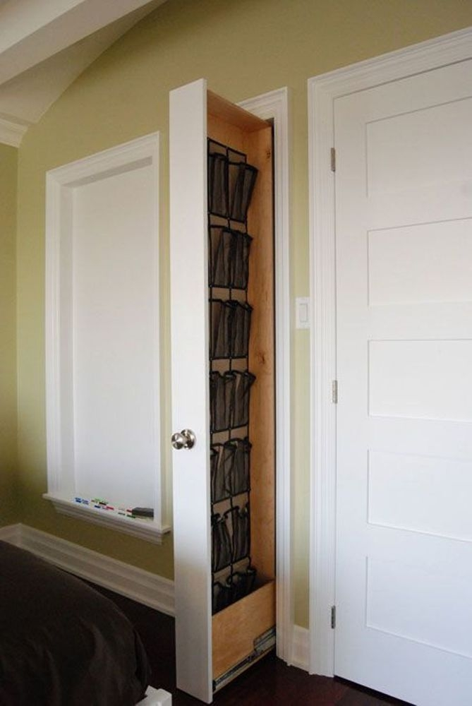 Pull Out Shoe Rack
