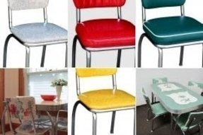 Retro Kitchen Chairs Ideas On Foter