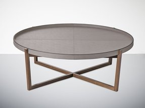Round tray coffee table 3