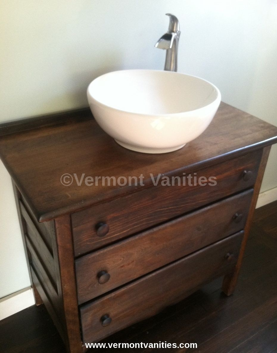 Ordinaire Rustic Vessel Sinks 1