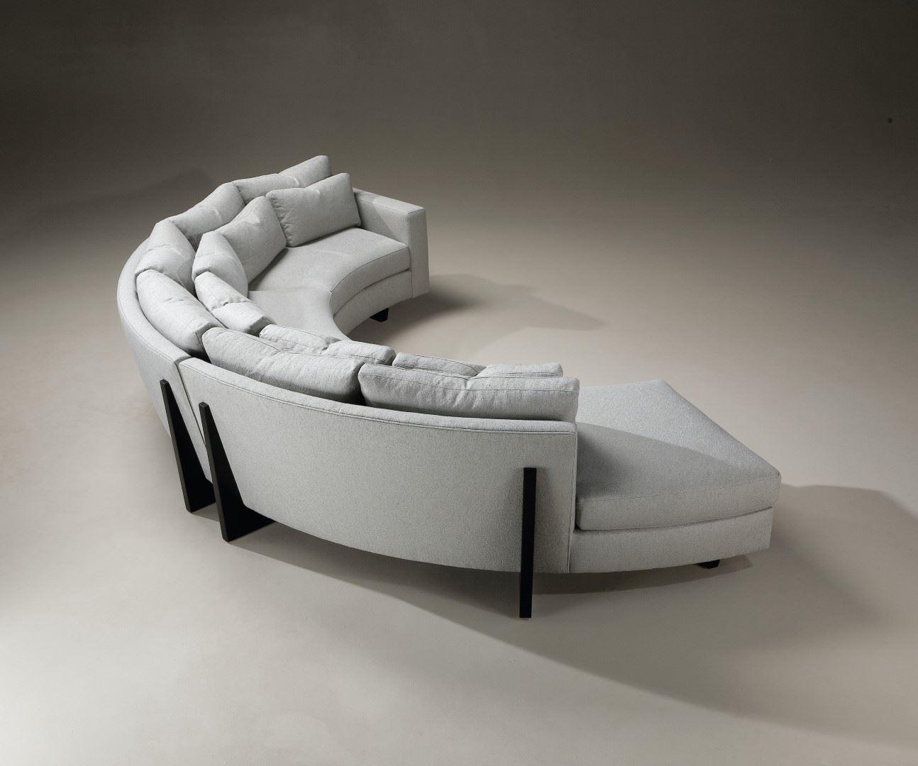 Semi Circular Couch