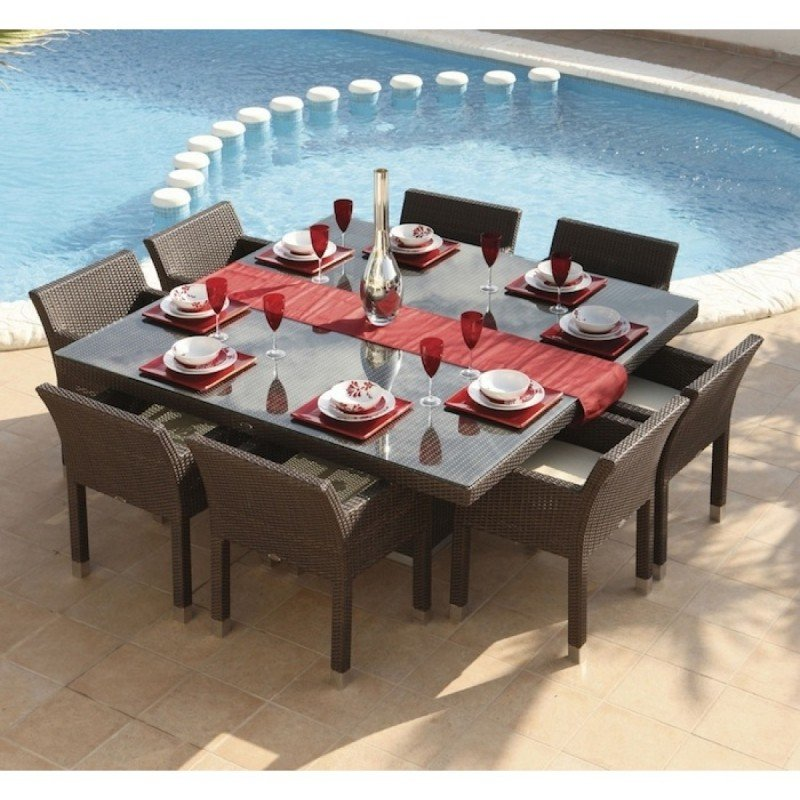 Square 8 Seater Dining Table Ideas On Foter
