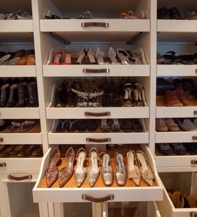 Narrow Shoe Rack - Foter