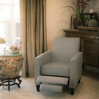 Small recliner chairs