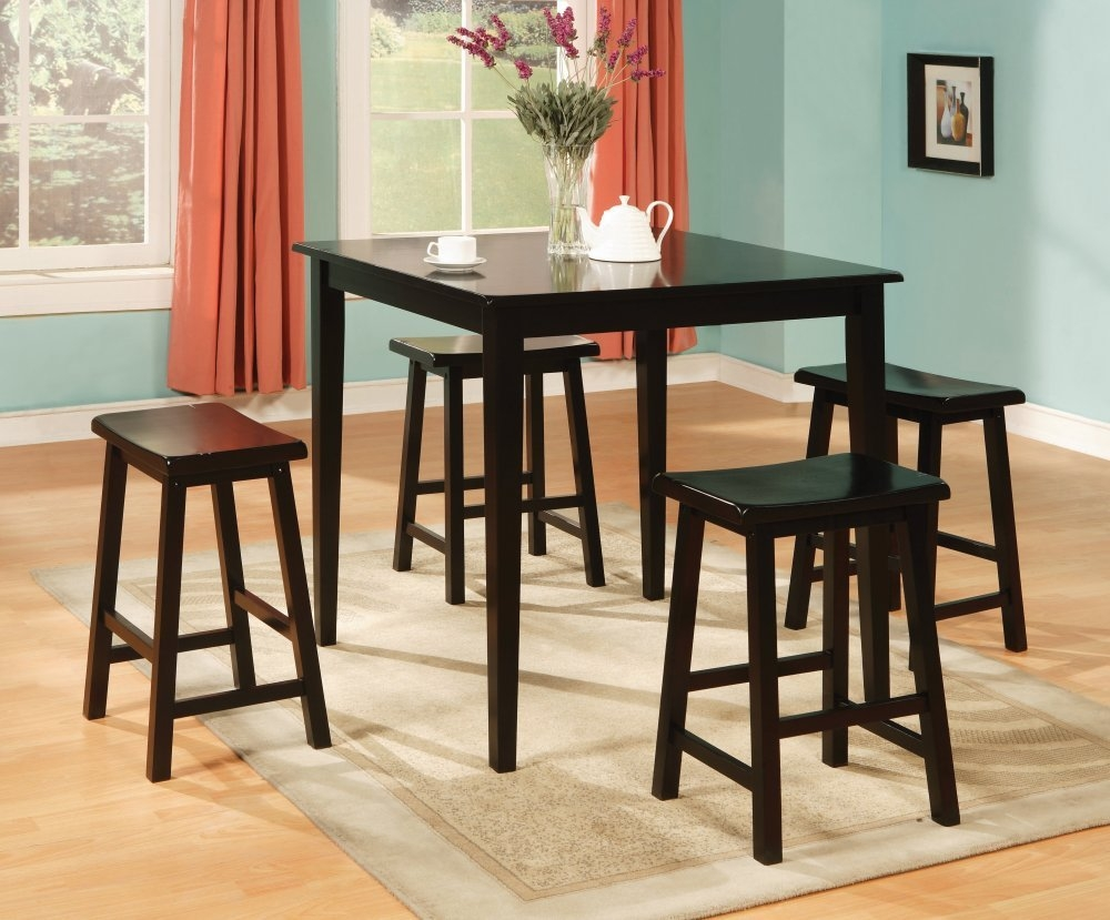 Square Pub Table Sets