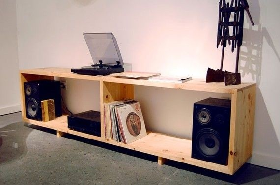Stand For Record Player