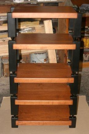 stereo racks and stands foter. Black Bedroom Furniture Sets. Home Design Ideas