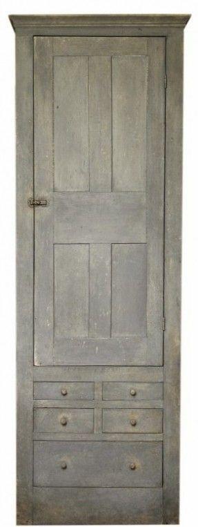 Tall Narrow Linen Cabinet