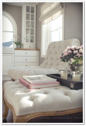 Tufted Chaise Lounge Chair Foter