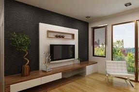 Tv wall panel ikea