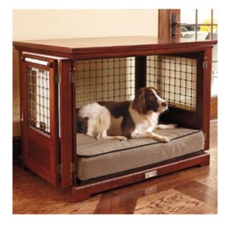 cool end table dog crate furniture | Dog Crate Furniture - Ideas on Foter