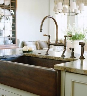 Cheap Farmhouse Kitchen Sinks Ideas On Foter