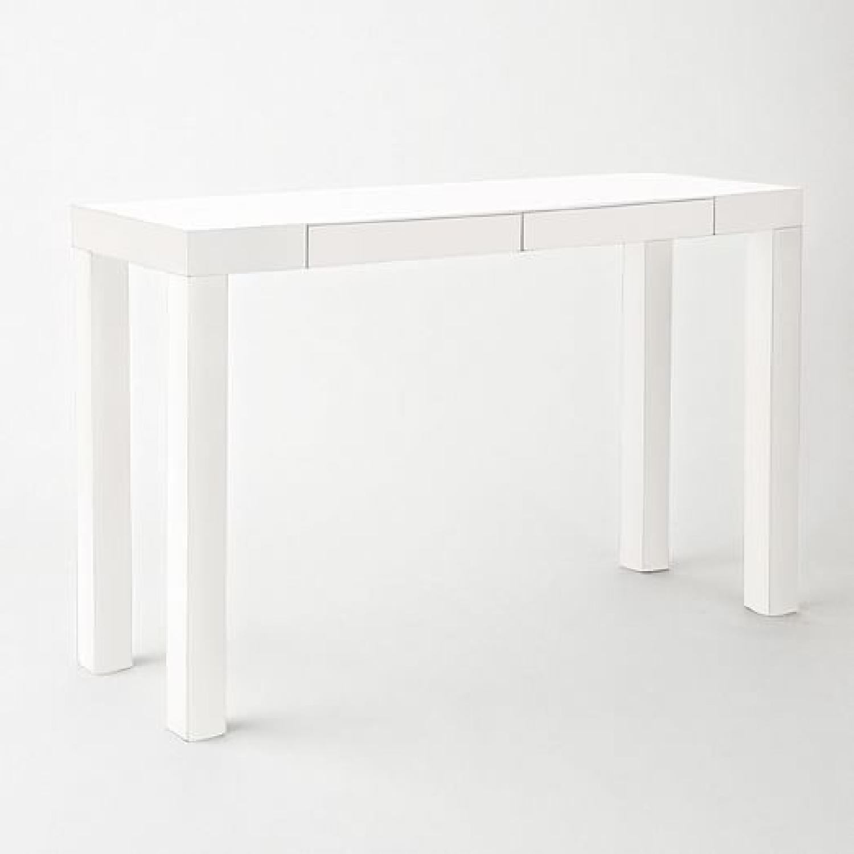 West Elm Parsons Console Table