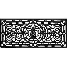 Wrought Iron Doormat 15