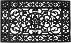 Wrought iron doormat 3