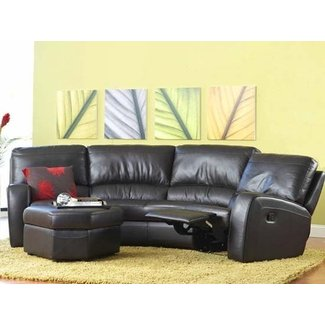 Amazing Curved Reclining Sofa Ideas On Foter Gamerscity Chair Design For Home Gamerscityorg