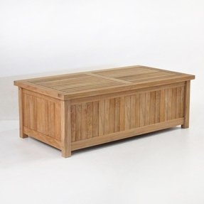 A storage box for cushions blankets and other outdoor accessories