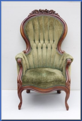 Antique high back chairs for sale
