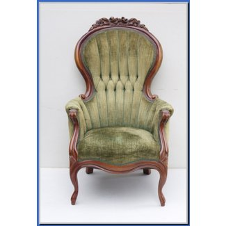 Antique High Back Chairs For
