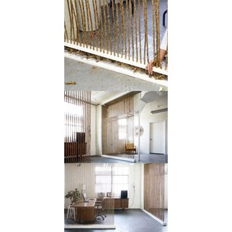 Bamboo Wall Divider - Ideas on Foter